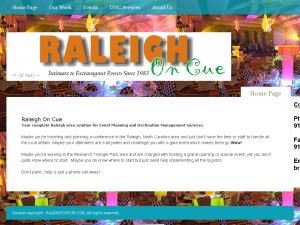 Raleigh On Cue