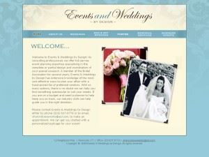 Events and Weddings by Design llc