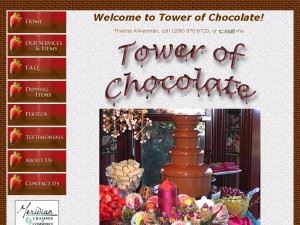 Tower Of Chocolate
