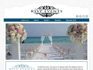 Rsvp Rentals & Weddings