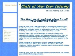 Chefs at Your Door Catering