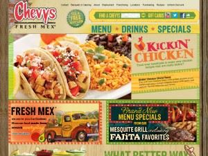 Chevys Fresh Mex - Tracy