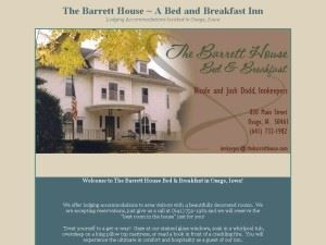 The Barrett House Bed & Breakfast