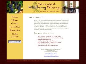 Winneshiek Wildberry Winery LLC