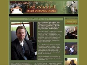 Dj Lee Waddell Musical Host Services
