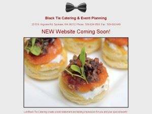 Black Tie Catering & Event Planning