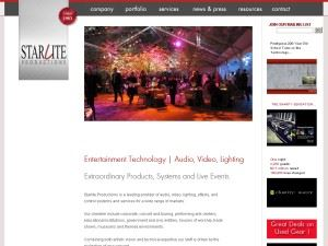 Starlite Productions International Inc