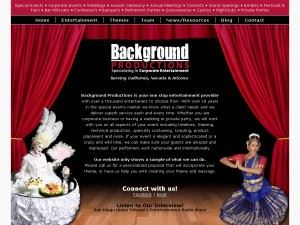 Background Productions