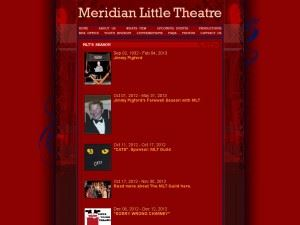 Meridian Little Theater