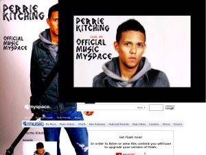 Acoustic Musician Perrie Kitching