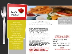 Rose's Catering Wickenburg