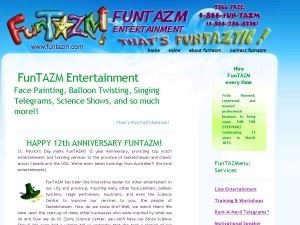 FunTAZM Entertainment - Prince Albert