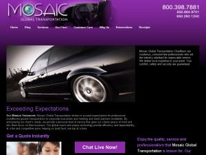 Mosaic Global Transportation - Newport Beach