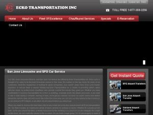 Ecko Limo and Sedan Services - Napa