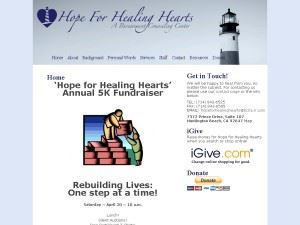 Hope For Healing Hearts