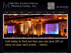 Metro Audio-Visual