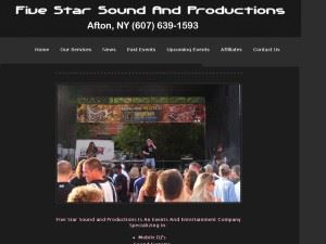 Five Star Sound & Productions