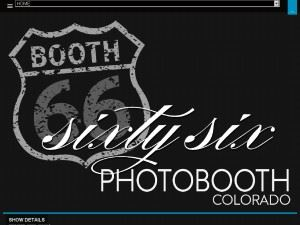 Booth 66 Photo Booth