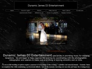 Dynamic James DJ Entertainment - Gaylord