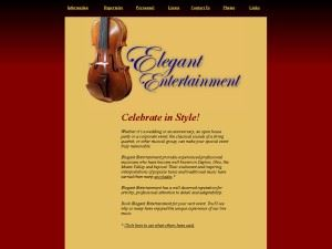 Elegant Entertainment String Quartet