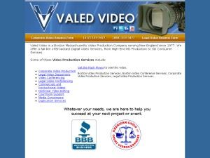 Valed Video Services - Worcester