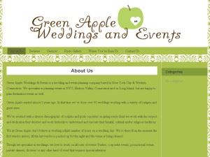 Green Apple Weddings & Events