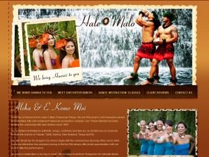 Hale O Malo authentic Polynesian revue