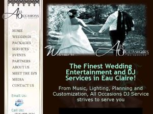 All Occasions DJ Service
