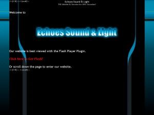 Echoes Sound & Light