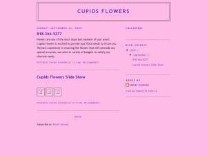 Cupidsflowers