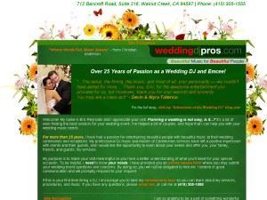 Wedding DJ Pros
