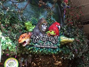 Rainforest Cafe Dallas