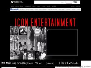 ICON ENTERTAINMENT