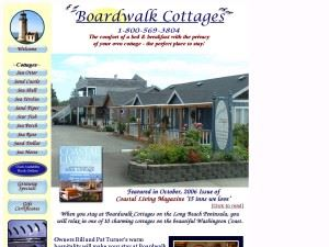 Boardwalk Cottages
