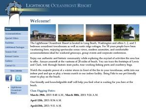 Lighthouse Oceanfront Resort