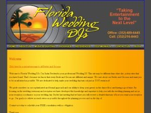 Florida Wedding DJ's