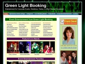 Green Light Booking And Talent Management Logan