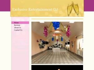Exclusive Entertainment DJ Service