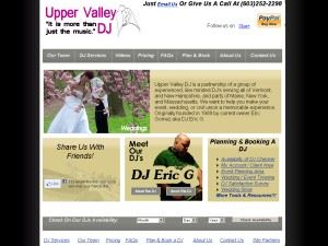 Upper Valley DJ
