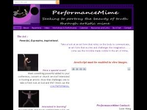 Performancemime