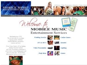 Mobile Music Entertainment Services