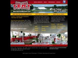 Edd Tide Tent Party Rentals