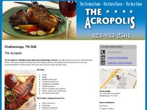 Acropolis Four Star Grill