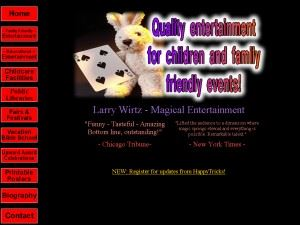 Larry Wirtz Magic and Comedy