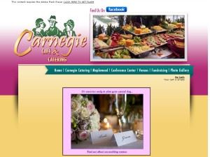 Carnegie Events & Catering
