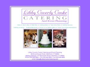 Libby Coverly Cooke Catering and Event Planning