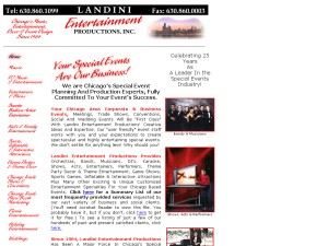 A Landini Entertainment Production