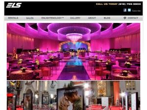 Entertainment Lighting Services - Party Equipment Rentals
