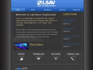Lake Shore Audio Visual, Inc. - Washington