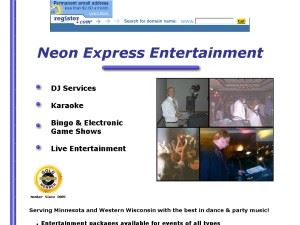Neon Express Entertainment